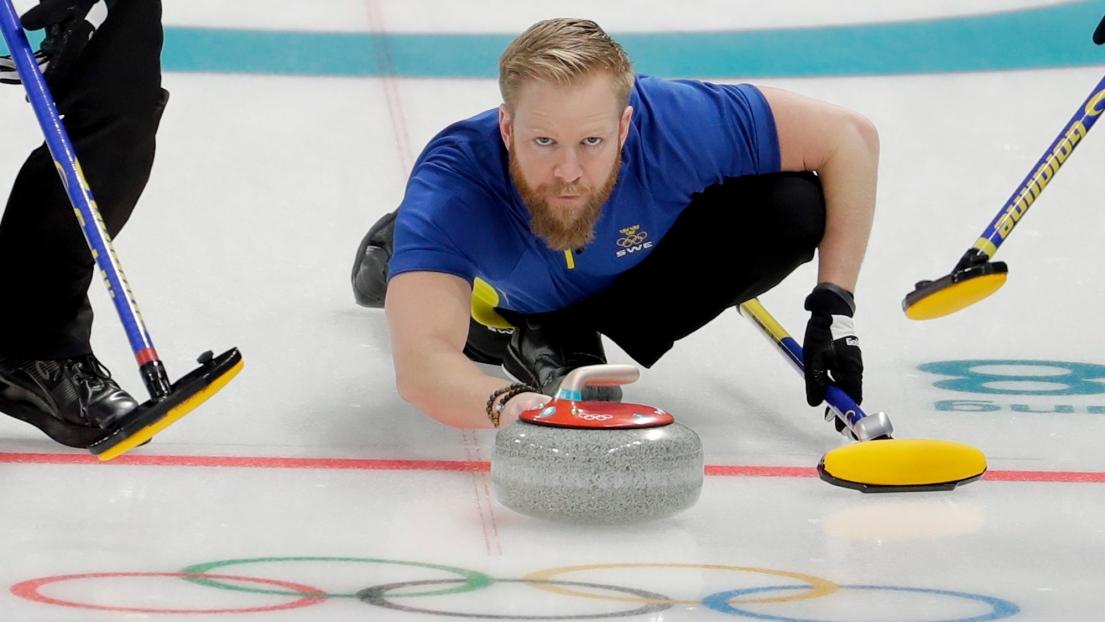 Une 3e défaite pour le Canada en curling — Olympiques