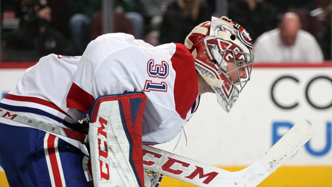 Carey Price accompagnera les Canadiens à Toronto