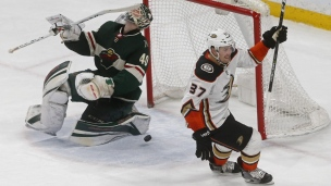 Ducks 3 - Wild 2 (Tirs de barrage)