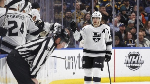 Kings 4 - Sabres 2