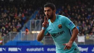 Eibar 0 - FC Barcelone 2