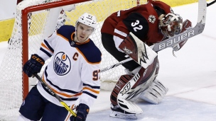 Oilers 0 - Coyotes 1