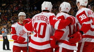 Red Wings 3 - Predators 1