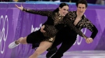 Virtue et Moir survolent le programme court