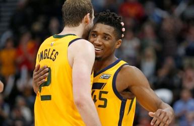 NBA : le Jazz de retour dans le portrait