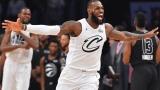 LeBron James au Match des Étoiles 2018