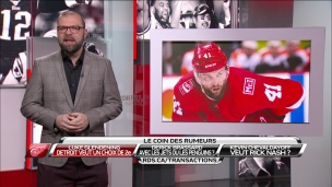 Rumeurs : les Red Wings gourmands
