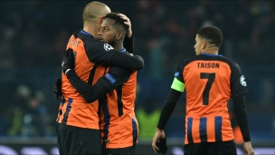 Shakhtar Donetsk 2 - AS Roma 1