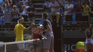 Jarry surprend Ramos-Vinolas
