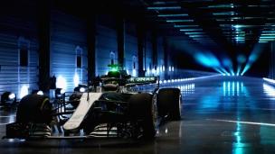 Mercedes et Ferrari dévoilent leur monoplace 2018