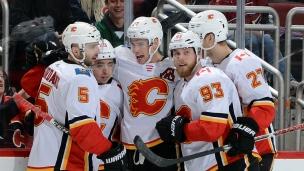 Flames 5 - Coyotes 2