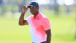 Woods en bonne position pour les rondes finales