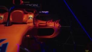 L'écurie McLaren dévoile la MCL33