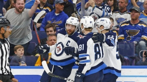 Jets 4 - Blues 0
