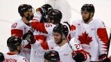 L'équipe canadienne de hockey masculin