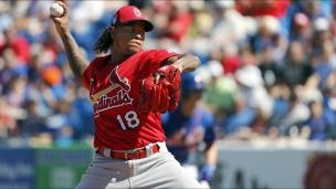 Cardinals 10 - Mets 5