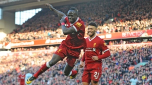 Liverpool 4 - West Ham 1