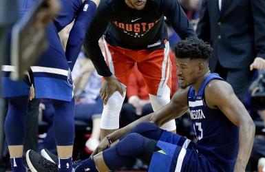 Butler souffre d'une blessure au ménisque