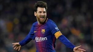 FC Barcelone 6 - Gérone 1