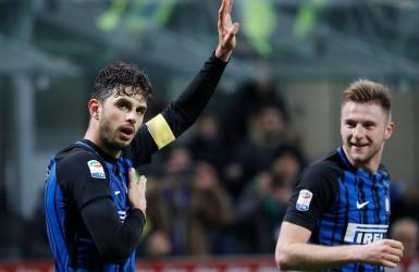 L'Inter Milan remonte dans le top-3