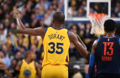 Les Warriors dénouent l'énigme du Thunder