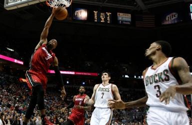 NBA : un 1000e match pour Dwyane Wade