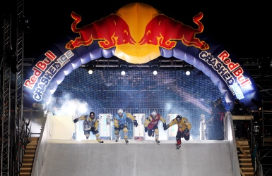 Ottawa accueillera le Red Bull Crashed Ice en 2017