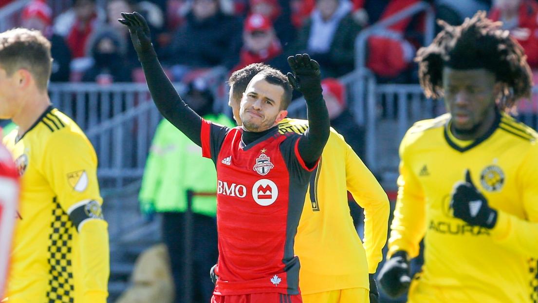 Les champions en titre trébuchent d'entrée de jeu — MLS