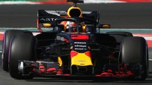 Ricciardo le plus rapide
