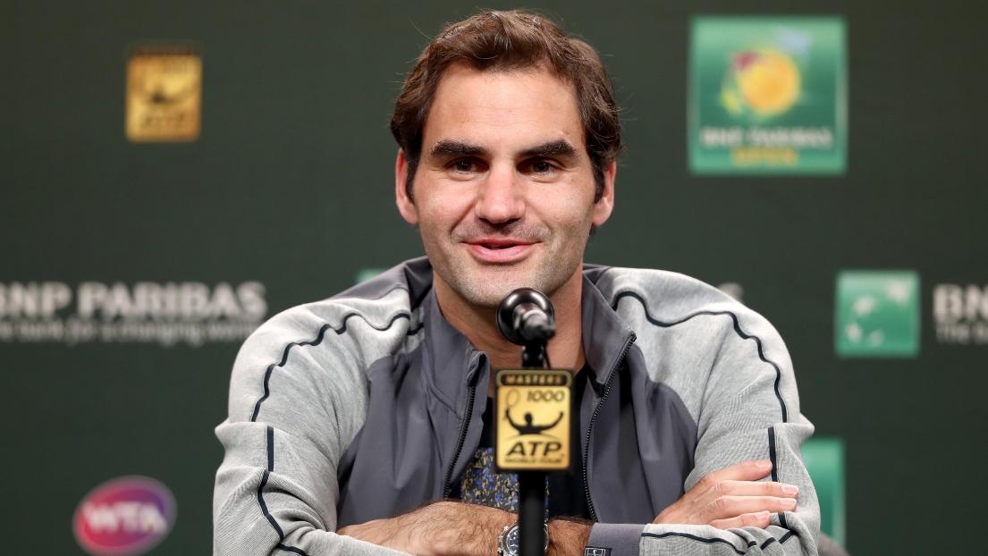 Federer démarrera face à Delbonis ou Harrison