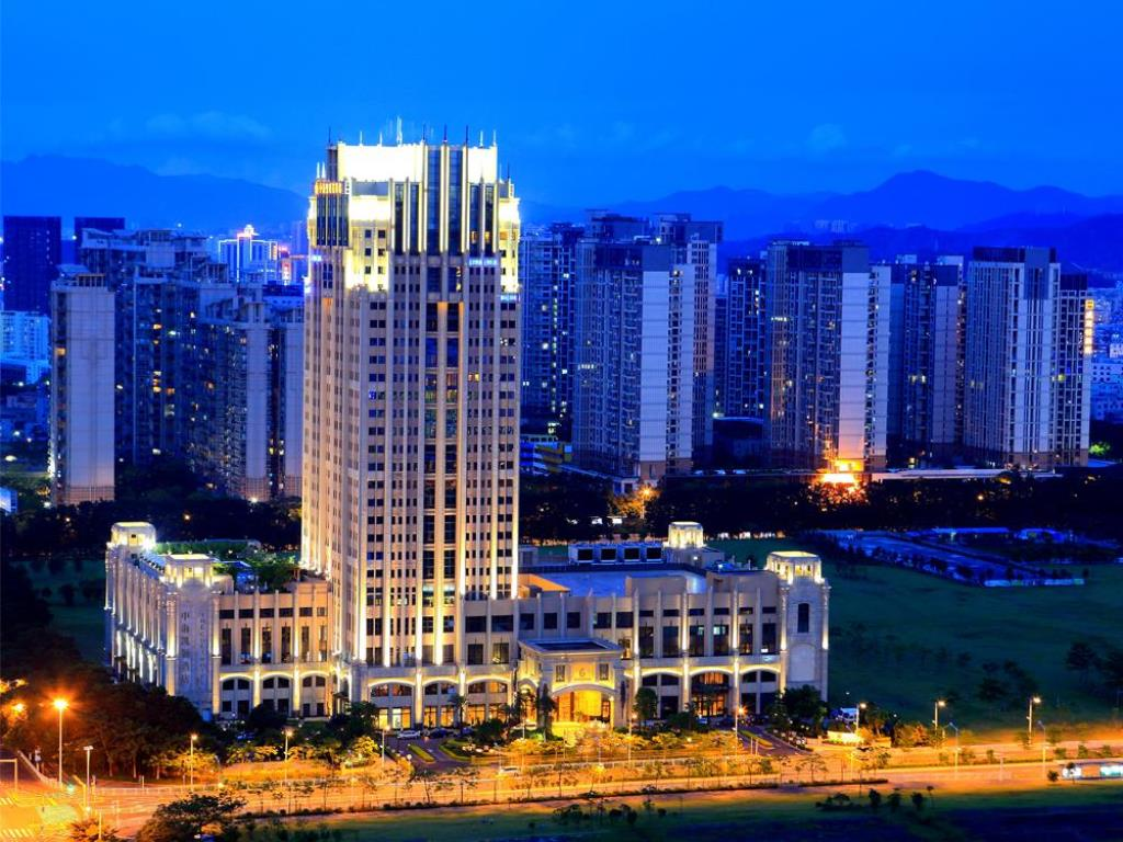 Les Canadiennes ont logé au Coli Hôtel durant leur séjour en Chine.