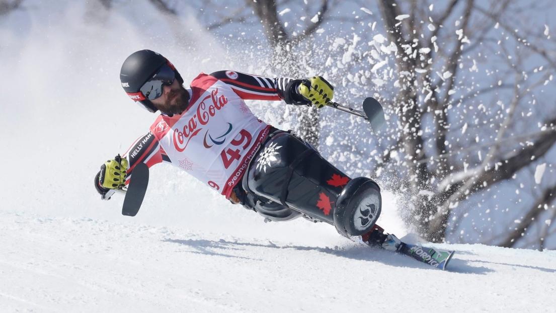 Paralympiques : Bochet encore en or sur le Super-G