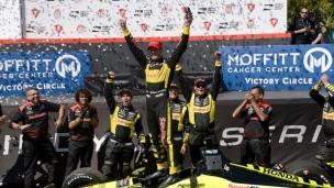Bourdais remporte la première course
