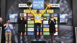 Marc Soler remporte le Paris-Nice