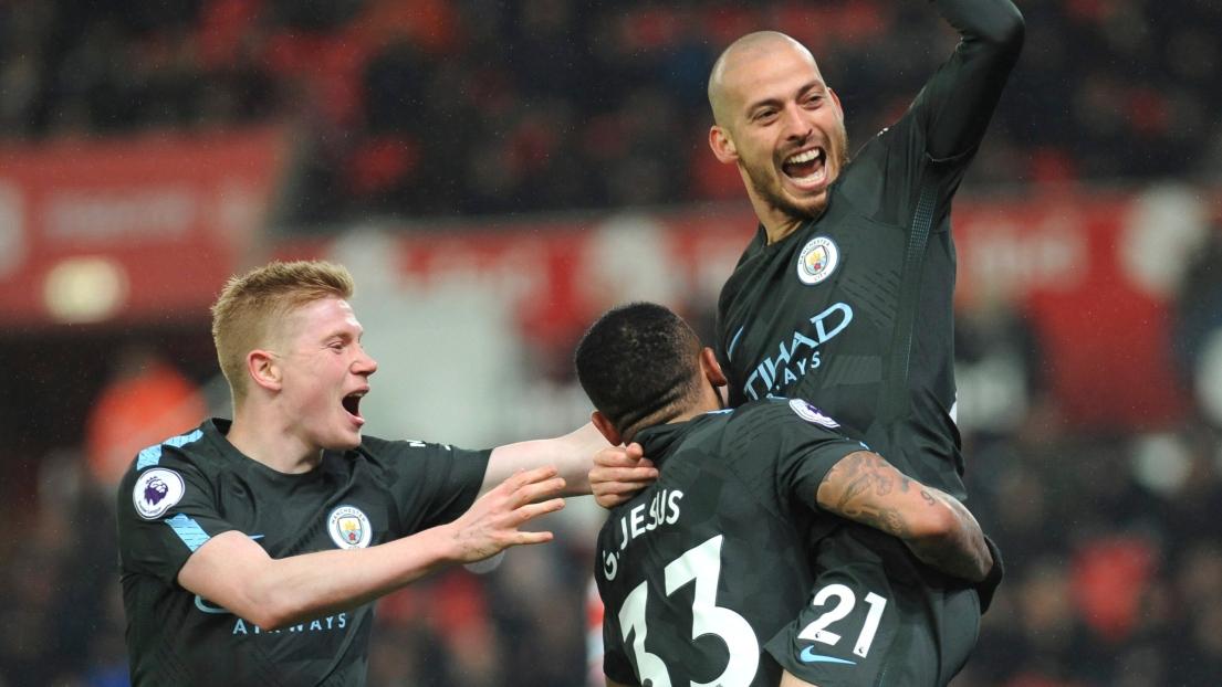 International : Man City : David Silva jouera sa dernière saison chez les Citizens