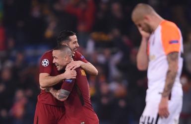 Un premier quart en 10 ans pour la Roma