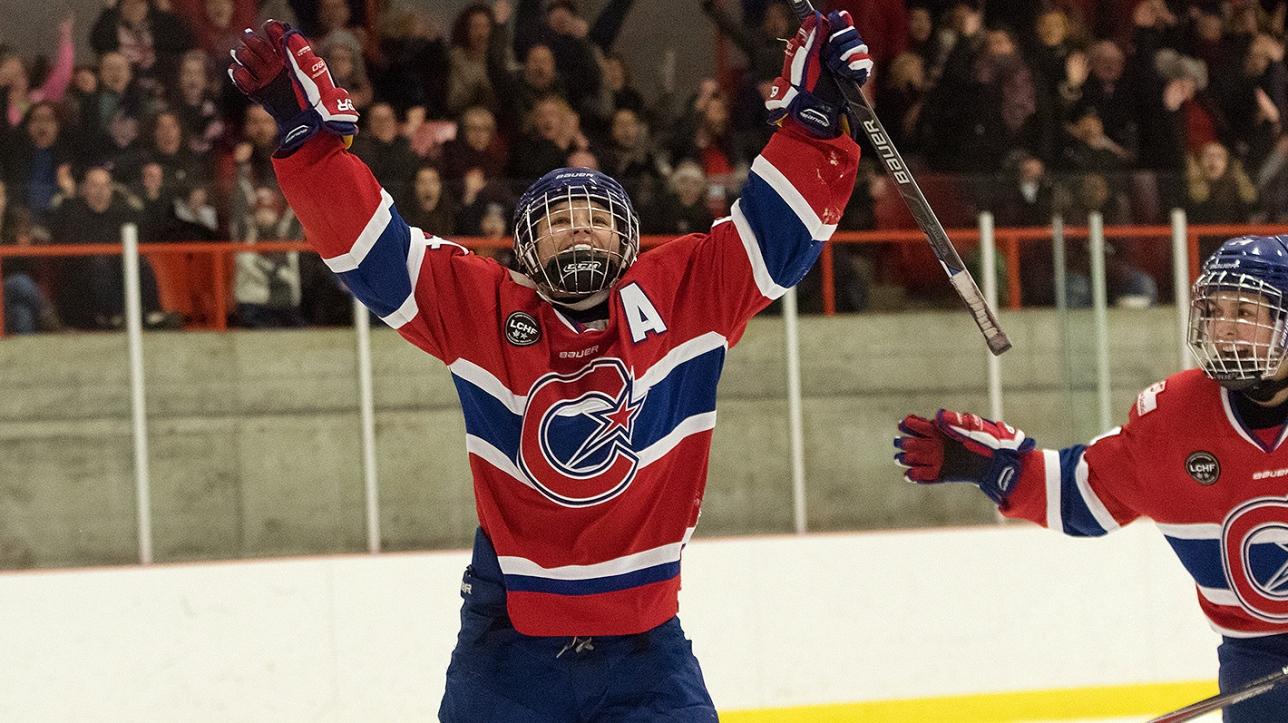 Malgré ses 39 points en 28 matchs, il sera difficile pour la capitaine des Canadiennes Ann-Sophie Bettez de mettre la main sur le titre de joueuse par excellence.