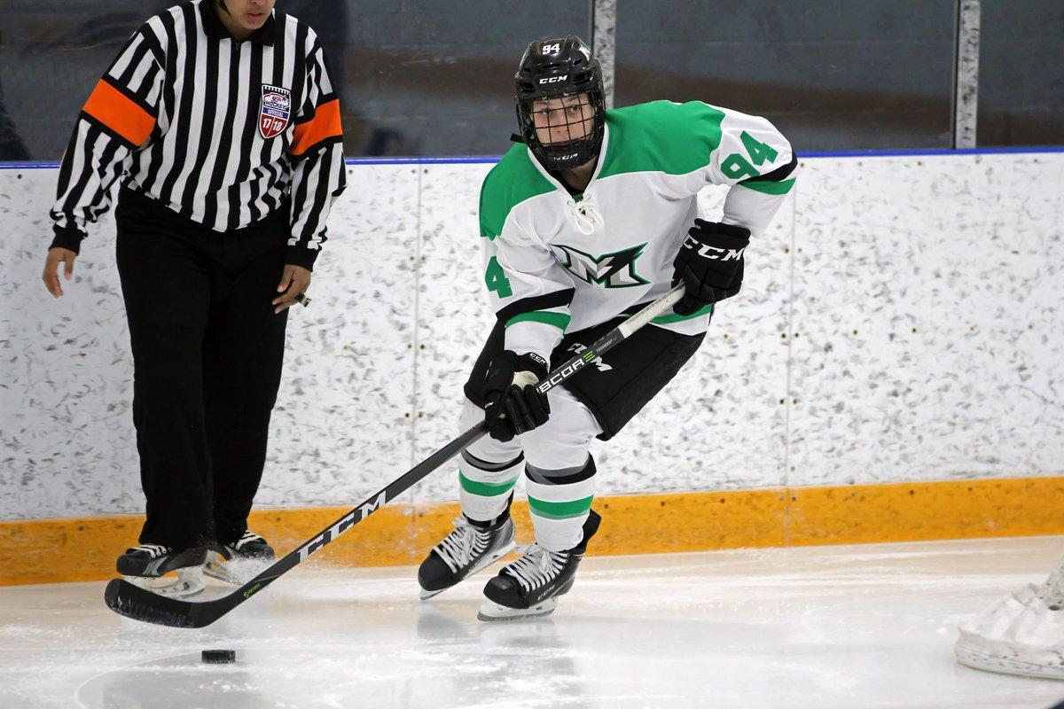 Megan Bozek, deuxième choix total du repêchage de 2014 de la LCHF, s'est avérée une belle prise pour le Thunder en milieu de saison