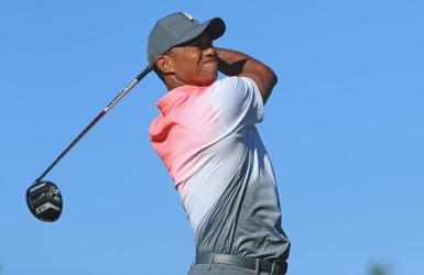 Une 2e ronde difficile pour Tiger Woods