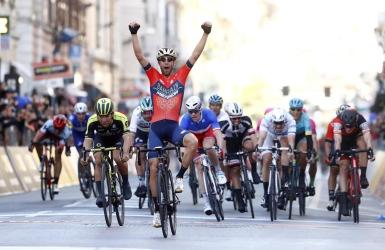 Nibali remporte la Classique Milan San Remo