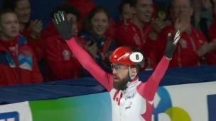 Hamelin champion du monde au 1 500m à Montréal!