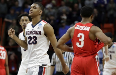 NCAA : Gonzaga remporte un duel offensif