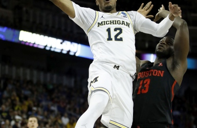 NCAA : Michigan l'emporte au son de la sirène