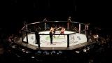 L'UFC était de passage au O2 Arena de Londres le 17 mars 2018.