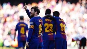 FC Barcelone 2 -  Athletic Bilbao 0