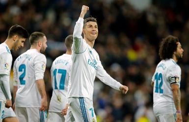 Match de 4 buts pour Cristiano Ronaldo