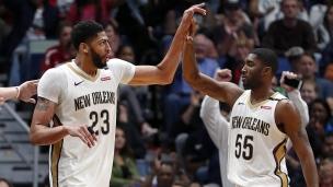 Celtics 89 - Pelicans 108