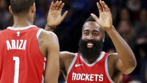 Rockets 129 - Timberwolves 120