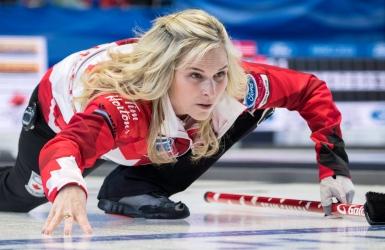 Mondial de curling : demi-finale Canada/É.-U.
