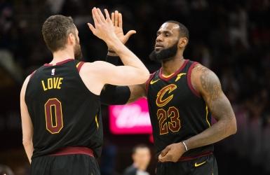 NBA : Love contribue à son retour au jeu